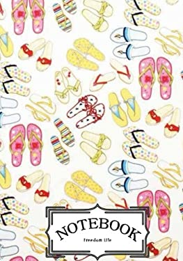 """Notebook : woman shoes pattern: Notebook Journal Diary, 120 Lined pages, 7"""" x 10"""""""