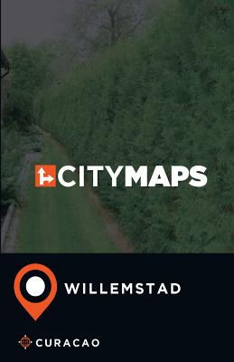 City Maps Willemstad Curacao