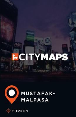 City Maps Mustafakemalpasa Turkey