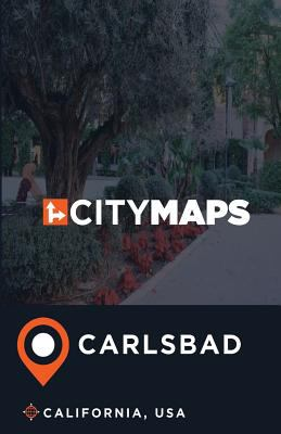 City Maps Carlsbad California, USA