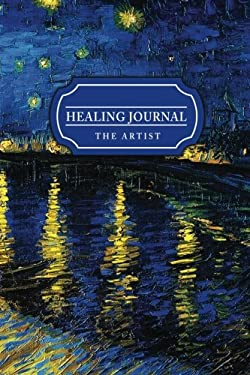 Healing Journal The Artist: This is Prayer Journal : Beautiful Vangogh Art  Design (100 Pages in 6x9 inches size)