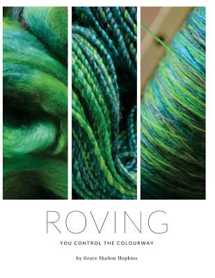 Roving: You control the colourway (Spin)