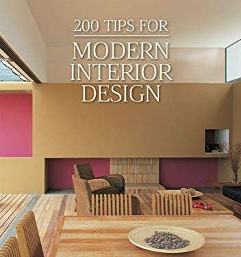 200 Tips for Modern Interior Design 9781554077748