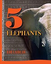 5 Elephants (5 Animals) 22036688