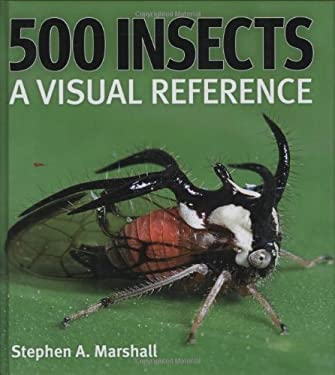 500 Insects: A Visual Reference 9781554073450