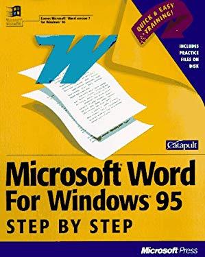95 Windows Step by Step 9781556158285
