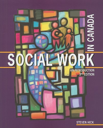 Social Work in Canada: An Introduction 9781550771732