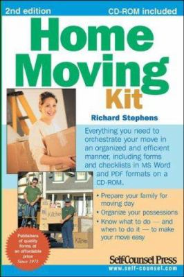 Home Moving Kit 9781551806952