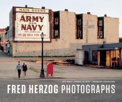 Fred Herzog Photographs 9781553655589