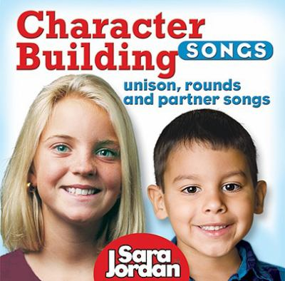 Character Building Songs 9781553861034