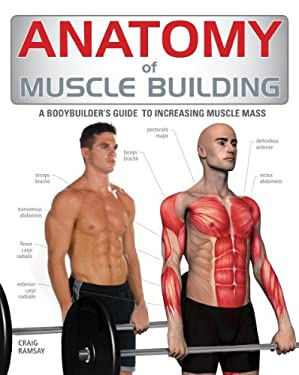 Anatomy of Muscle Building: A Trainer's Guide to Increasing Muscle Mass 9781554078257