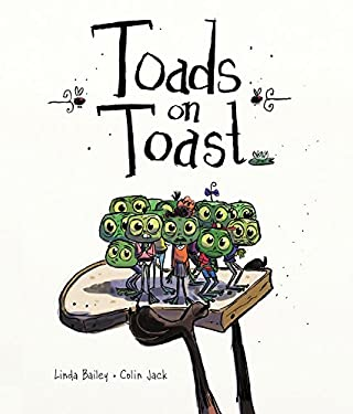 Toads on Toast 9781554536627