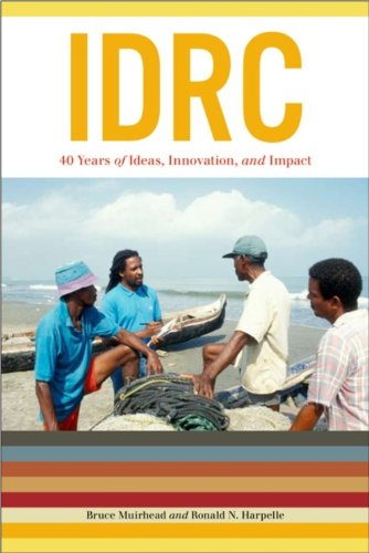 IDRC: 40 Years of Ideas, Innovation, and Impact 9781554583010