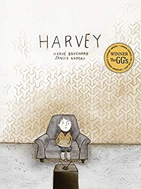 Harvey: How I Became Invisible 9781554980758