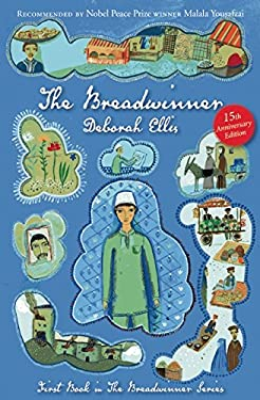 The Breadwinner as book, audiobook or ebook.