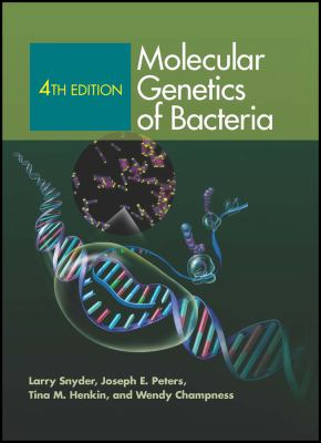 Molecular Genetics of Bacteria, Fourth Edition 9781555816278