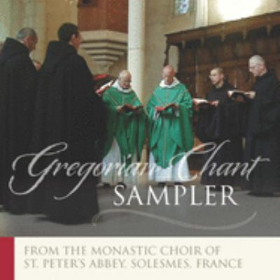 Gregorian Sampler 9781557251176