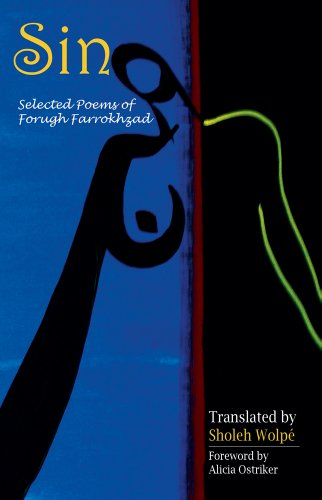 Sin: Selected Poems of Forugh Farrokhzad 9781557289483