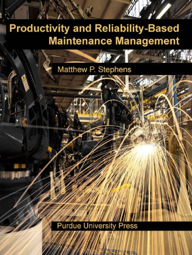 Productivity and Reliability-Based Maintenance Management 9781557535924