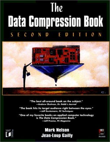 Data Compression Book 9781558514348