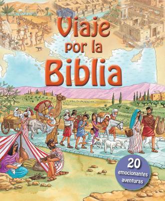 Viaje Por la Biblia 9781558830301