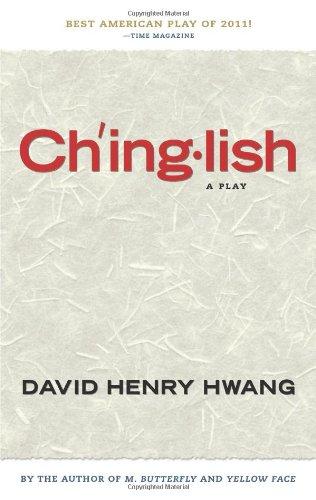 Chinglish 9781559364102