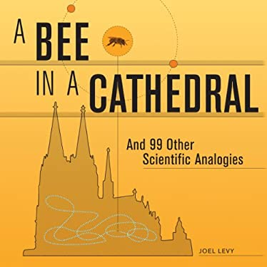 A Bee in a Cathedral: And 99 Other Scientific Analogies 9781554079599