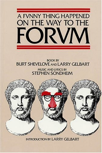 A Funny Thing Happened on the Way to the Forum 9781557830647