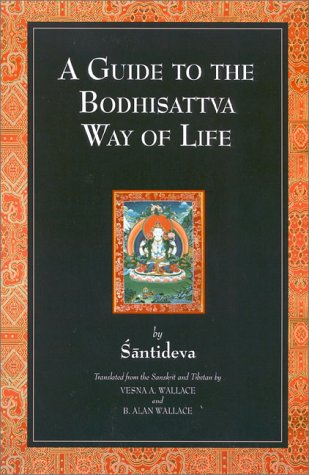 A Guide to the Bodhisattva Way of Life 9781559390613