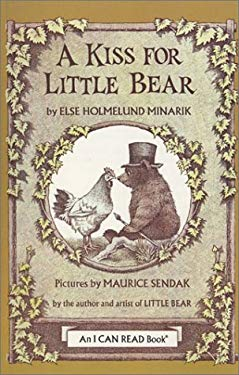 A Kiss for Little Bear [With Book] 9781559942638