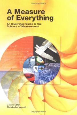 A Measure of Everything: An Illustrated Guide to the Science of Measurement 9781554070893
