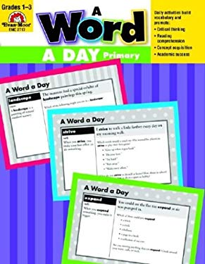 A Word a Day, Grades 1-3 9781557998699