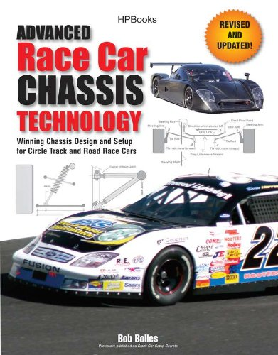 Advanced Race Car Chassis Technology: Winning Chassis Design and Setup for Circle Track and Road Race Cars 9781557885623