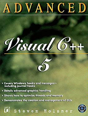Advanced Visual C++, with CD 9781558515659