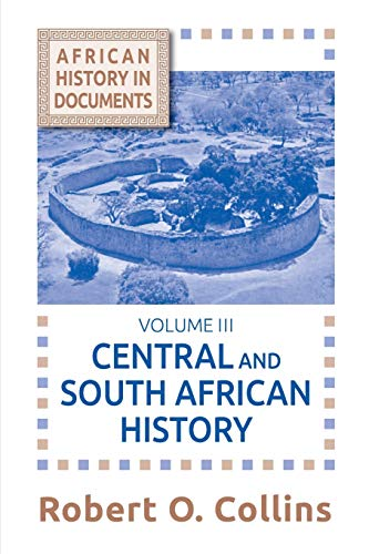 African History: Text and Readings 9781558760172