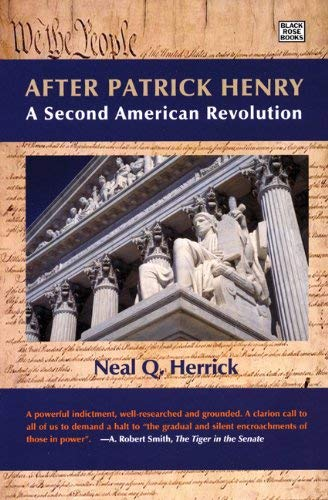 After Patrick Henry: A Second American Revolution 9781551643205