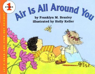 Air Is All Around You Book and Tape: Air Is All Around You Book and Tape [With Book] 9781559942423