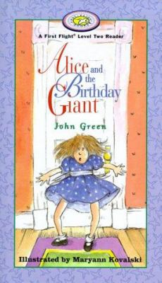 Alice and the Birthday Giant 9781550415384