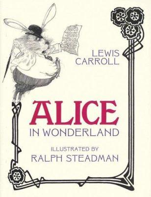 Alice in Wonderland 9781554072033