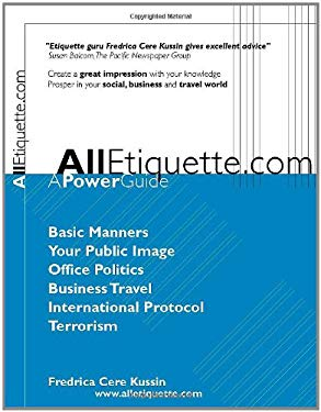 Alletiquette.com: A Power Guide 9781552123805