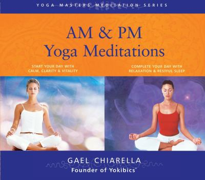 Am/PM Yoga Meditations 9781559617529