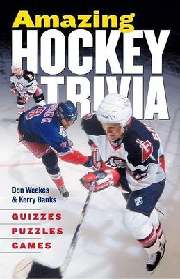 Amazing Hockey Trivia 9781550549416