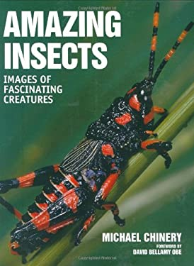 Amazing Insects: Images of Fascinating Creatures 9781554073528