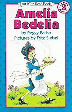 Amelia Bedelia Book and Tape [With] Book 9781559947824