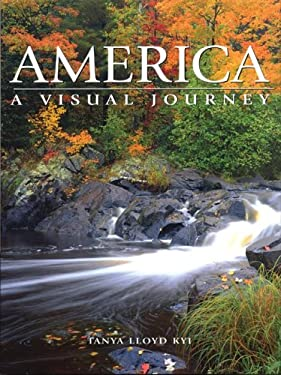America: A Visual Journey 9781552857267