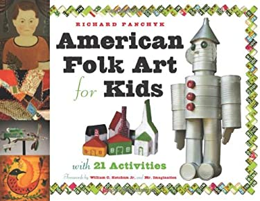 american folk art for kids  for kids  paperback