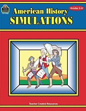 American History Simulations 9781557344809