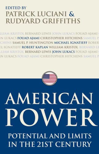 American Power: Potential and Limits in the 21st Century 9781552639092