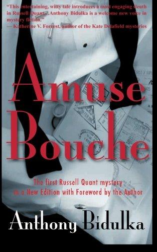 Amuse Bouche 9781554830206