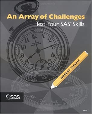 An Array of Challenges--Test SAS Skills 9781555448066